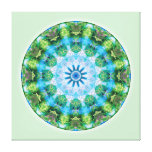 Mandalas from the Heart of Transformation, No. 6 Stretched Canvas Prints