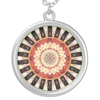 Mandalas from the Heart of Truth, No. 9, Necklace