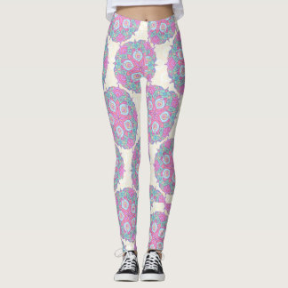 Mandalas leggins leggings