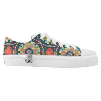 Mandalas Low Tops