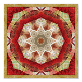 Mandalas of Forgiveness and Release 26 Poster