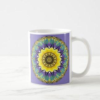 Mandalas of Healing and Awakening, No. 5, Mug