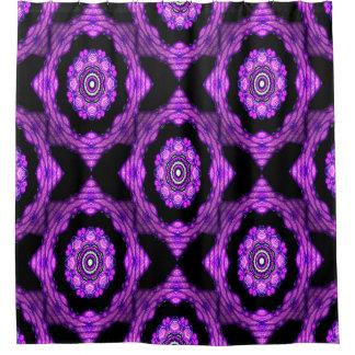 Mandala's of Love.... Shower Curtain
