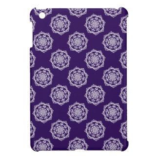 Mandalas on Purple Case For The iPad Mini
