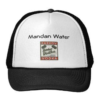 Mandan Water Cap