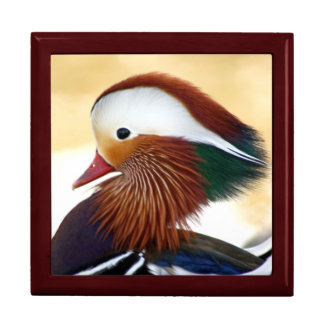Mandarin Duck Jewelry Boxes