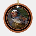Mandarin Duck - Rusty Round 2