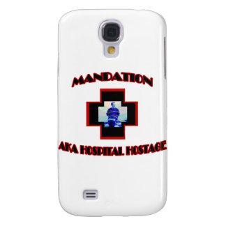 Mandation-AKA Hospital Hostage Galaxy S4 Cases