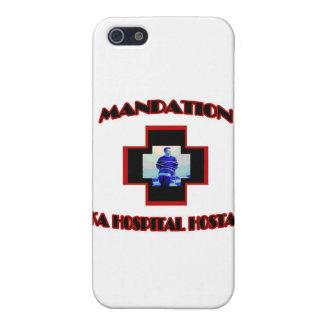 Mandation-AKA Hospital Hostage Case For iPhone 5