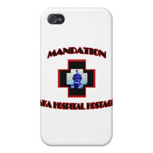 Mandation-AKA Hospital Hostage Case For iPhone 4