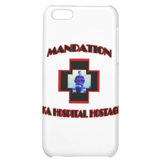 Mandation-AKA Hospital Hostage Cover For iPhone 5C
