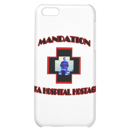 Mandation-AKA Hospital Hostage Cover For iPhone 5C