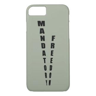 Mandatory Freedom iPhone 7 Case