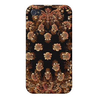 Mandel Fractel Cover For iPhone 4