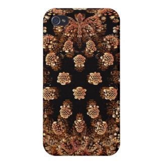 Mandel Fractel iPhone 4/4S Cases