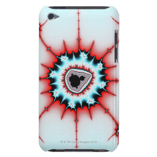 Mandelbrot 2 Case-Mate iPod touch case