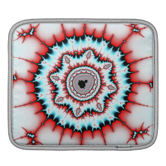 Mandelbrot 8 iPad sleeve