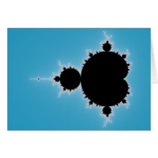 Mandelbrot Set 05 - Fractal Greeting Card