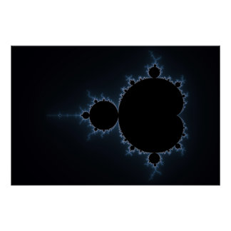 Mandelbrot Set 07 - Fractal Poster