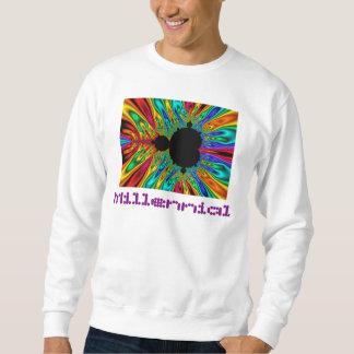 Mandelbrot Set Graphic Sweatshirt