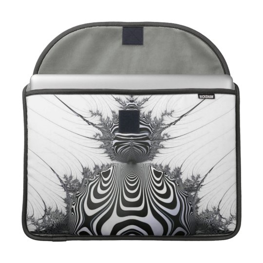 Mandelbulb Fractal MacBook Pro Sleeves