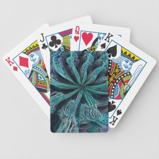 Mandelbulb Fractel 3 Bicycle Playing Cards