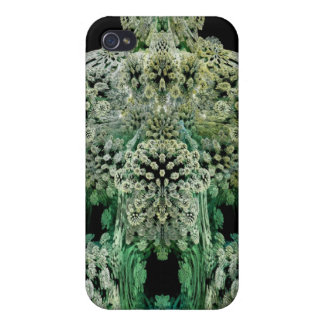 Mandelbulb Fractel 4 Covers For iPhone 4