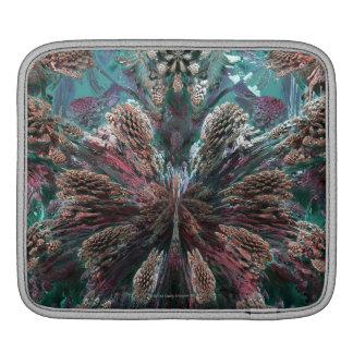 Mandelbulb Fractel iPad Sleeve