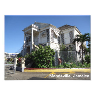 Mandeville Manchester Jamaica Photo