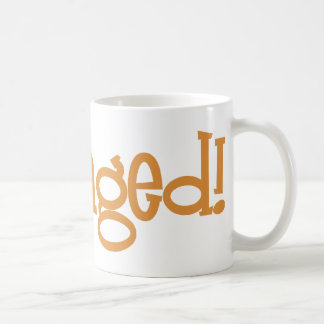 Mandi-Engaged-Orng Coffee Mug