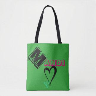 Mandi Tote Bag