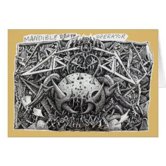 Mandible Death Operator by Brian Benson Card