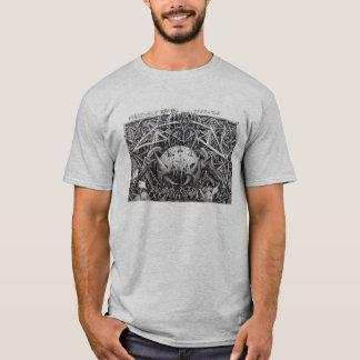 Mandible Death Operator by Brian Benson T-Shirt