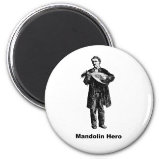 Mandolin Hero Magnet