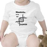 Mandolin Is In My Genes T-shirts
