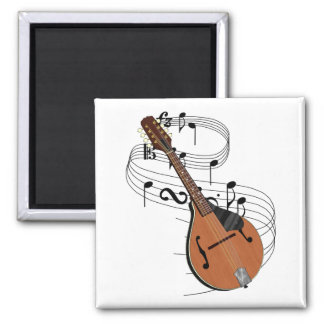 Mandolin Fridge Magnets