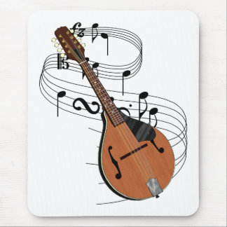 Mandolin Mouse Mat