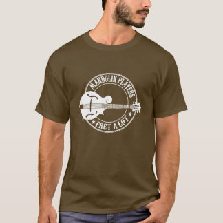 Mandolin Players T-Shirt