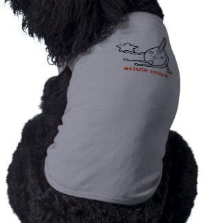 mandolin twinkle dog shirt