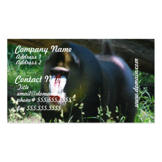 Mandrill Business Cards