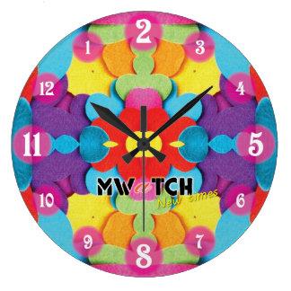Mandy Large Clock