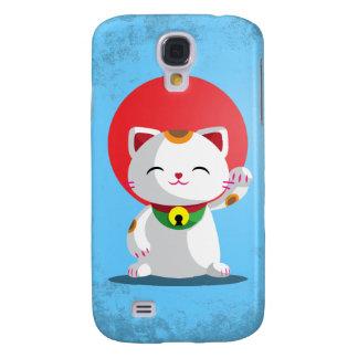 Maneki Neko Galaxy S4 Covers