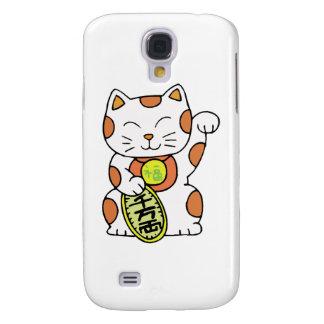 Maneki Neko Samsung Galaxy S4 Case