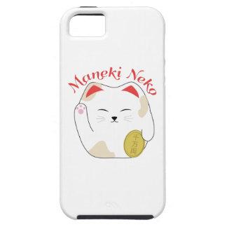 Maneki Neko iPhone 5 Cover
