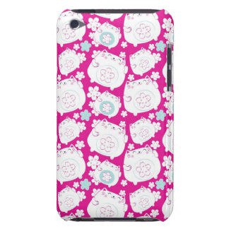 Maneki Neko Cats Pattern iPod Case-Mate Cases