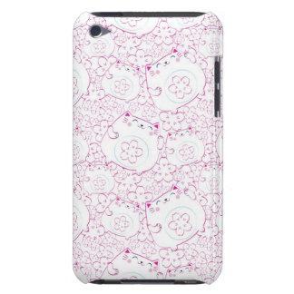 Maneki Neko Cats Pattern iPod Touch Covers