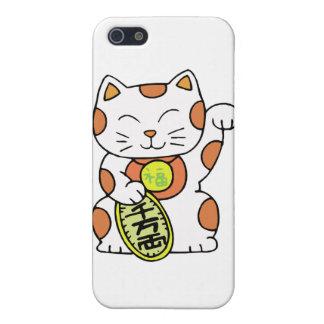 Maneki Neko Cover For iPhone 5/5S