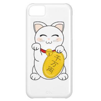 Maneki Neko - Good Fortune Cat Case For iPhone 5C