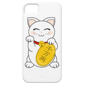 Maneki Neko - Good Fortune Cat iPhone 5 Cover