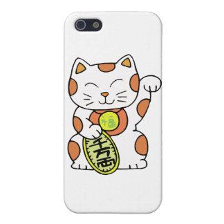Maneki Neko iPhone 5 Cases